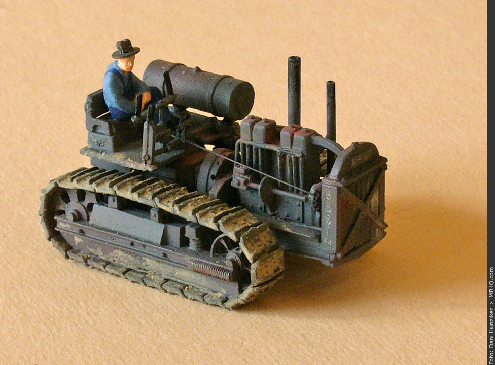 Forestry & Logging Equipment • 1:87 • Albert Mader