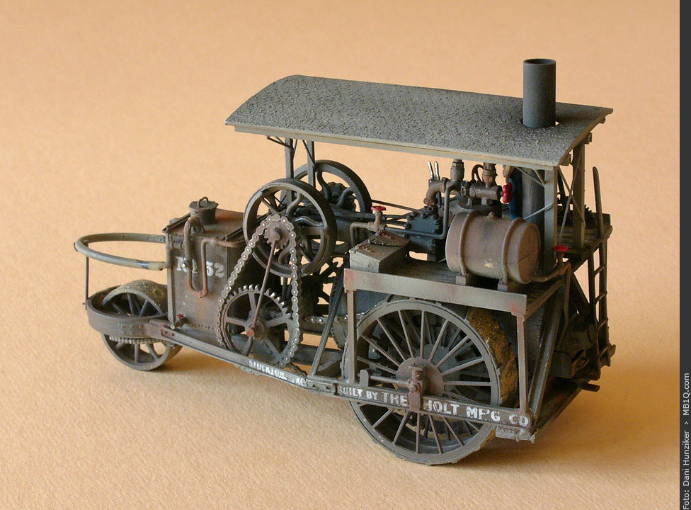 Rio Grande Models [3074], Holt steam traction engine No. 52